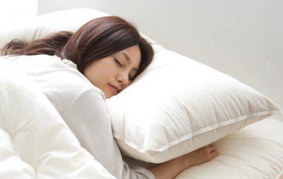 這樣睡美容覺,更美