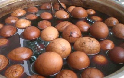 滷蛋如何完美脫殼?內行人曝「背後訣竅」:超神奇